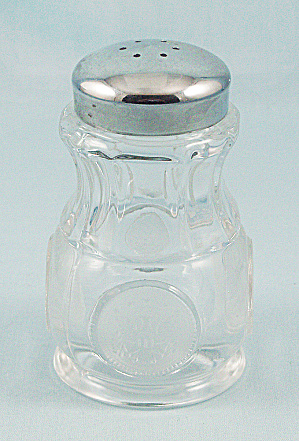 Fostoria - Coin Glass - Clear, Shaker