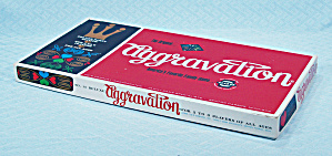 Aggravation, Deluxe Party Edition Game, Co-5 Company, 1965