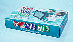 Spill Your Guts Game, Leaning Resources