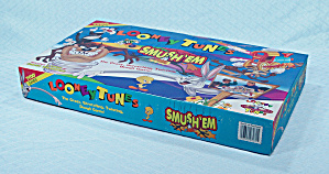 Looney Tunes Smush 'em Game, Playable Play Doh, Tyco, 1994