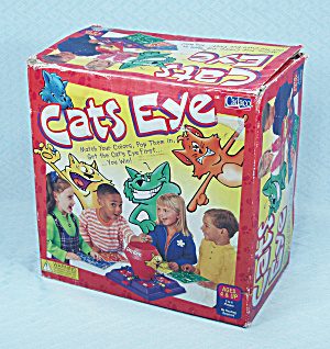 Cats Eye Game, Cadaco, 1997