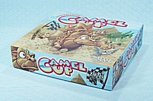 Camel Up Game, Z-man Games, 2014