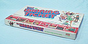 The Winning Ticket Game, Ideal, 1977