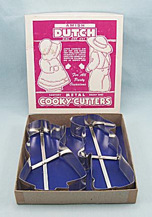 Amish – Dutch – Cooky Cutters, Original Box (Image1)