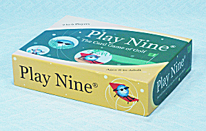 Play Nine Game, Double A Productions, 2006, Nib