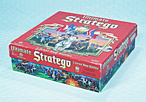 Ultimate Stratego Game, Winning Moves, 1997