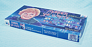 Murder, She Wrote Game, Warren, 1985