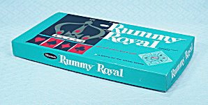 Rummy Royal Game, Whitman Publishing, 1962