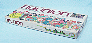 Reunion Game, Christian Version, Ungame Co., 1979