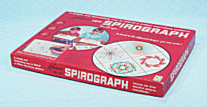 Spirograph Set No. 401, Kenner, 1967