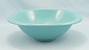 Melmac - Boonton, Turquoise Cereal Bowl, 1950's