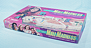 Electronic Mall Madness Game, Milton Bradley, 1990