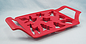 One Step Cookie Cutter - Holiday Cookie Mold - Uk Design, 1983