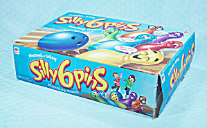 Silly 6 Pins Game, Milton Bradley, 2001