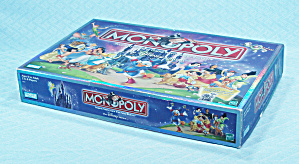 Monopoly, The Disney Edition Game, Parker Brothers, 2001