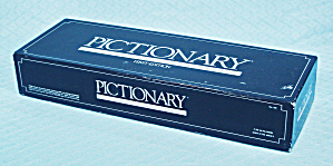 Pictionary, First Edition, Pictionary Inc., 1985, NIB (Image1)