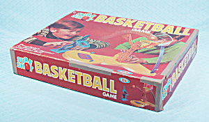 Sure Shot Basketball Game, Ideal, 1970		 (Image1)