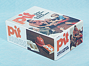 Pit Card Game, Parker Brothers, 1973