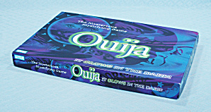 Ouija Board Game, Glows in the Dark, Parker Brothers, 1998 (Image1)