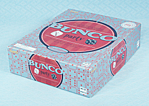 Bunco Party Game, Fundex, 2004
