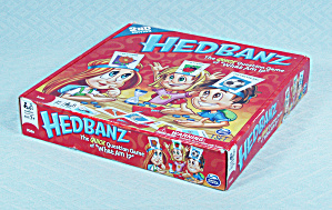 Hedbanz Game, Second Edition, Spin Master