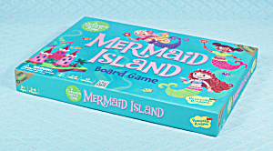 Mermaid Island Board Game, Peaceful Kingdom, 2010 (Image1)