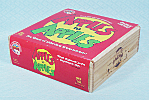 Apples To Apples Game, Party Crate, Out Of The Box, 2005