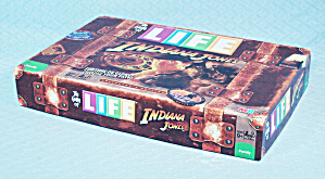 The Game Of Life, Indiana Jones, Collector's Edition, Milton Bradley 2008