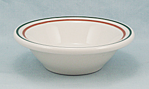 Small Dessert Bowl, Shenango China