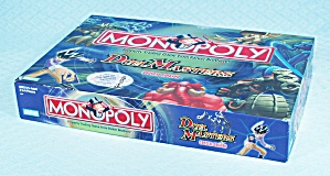 Monopoly Duel Masters Special Edition Game, Parker Brothers, 2004