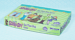 Scooby-doo Get That Dog Game, Pressman, 1999