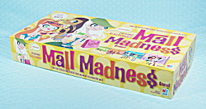 Mall Madness, Talking Electronic Game, Milton Bradley, 2004