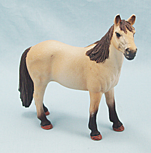 Schleich Horse, 2009 - Andalusian Mare, Braided Mane