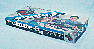 Chute-5 Game, Milton Bradley, 1973 (Image1)