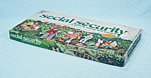 Social Security Game, Christian Version, Ungame, 1976