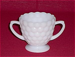 Bubble  Sugar Bowl – Anchor Hocking Co. (Image1)