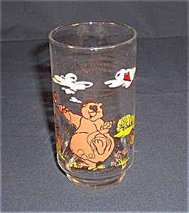 Collector Glass – LK's Pierre The Bear (Image1)