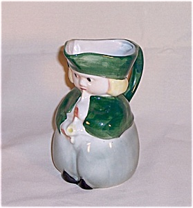 Made in England Toby Jug/ Pitcher (Image1)