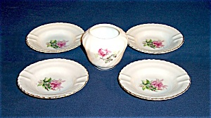 U.s. Zone Germany - Royal Fettau- Smoke Set