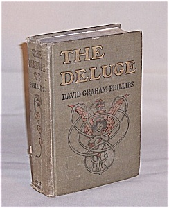 Book - 1905,  The Deluge, David Graham Phillips (Image1)