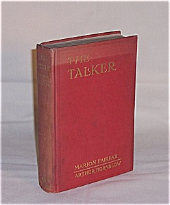Book - 1912, The Talker, Fairfax , Hornblow (Image1)