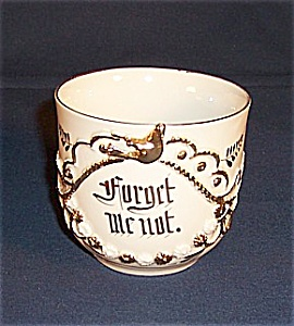German �Forget Me Not�  Ornate Cup (Image1)