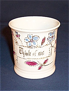German  �Think of Me�  Ornate Cup/Mug (Image1)