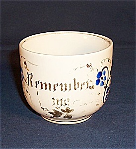 REMEMBER ME � Artist Signed Cup (Image1)
