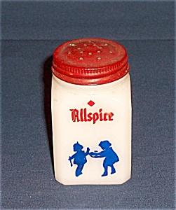 Shaker – Red Diamond on Top – Dutch – USA –Allspice (Image1)