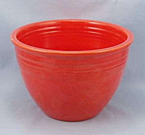 FIESTA  #3  Nesting Bowl –  Red /  Orange (Image1)