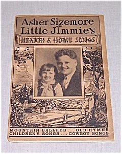 1935 Hearth & Home Songs � Little Jimmie�s (Image1)
