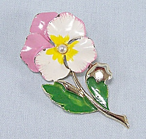 Gerry � Enameled Pin	 (Image1)