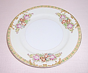 Made In Japan - Hand Painted Bread And Butter Plate