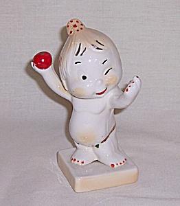Capodimonte Italy Figurine (Image1)